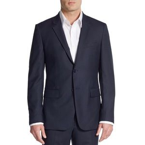 Theory Xylo NP Tailor Wool Sport Coat
